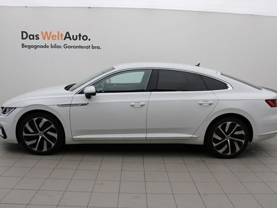 begagnad VW Arteon TDI 190 GT R-LINE/Drag/P-värmare/Executive/Navi