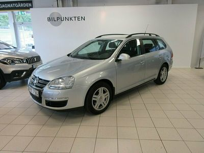 begagnad VW Golf Kombi Multifuel