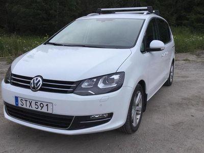 gebraucht VW Sharan 2.0 TDI 4Motion
