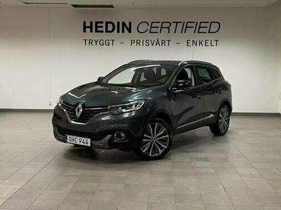 begagnad Renault Kadjar 1.5 dCi 110hk BOSE *V - hjul*