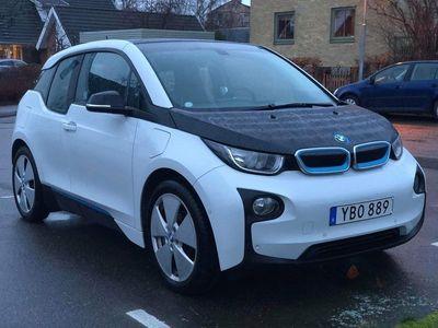 begagnad BMW i3 REX