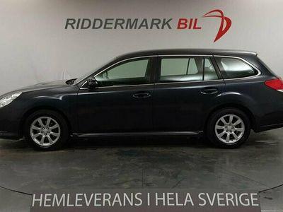 begagnad Subaru Legacy Wagon 4WD 150hk Business B-kamera Drag M&K Nyservad