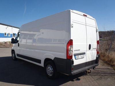begagnad Citroën Jumper 160 HDi 13kbm 75 000:-+moms -08
