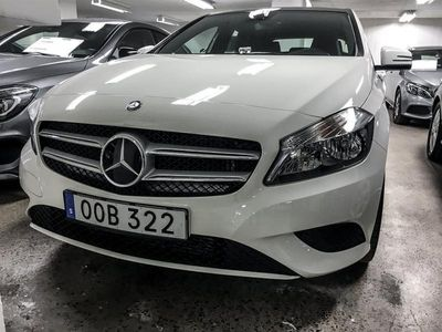 begagnad Mercedes A180 cdi Panoramatak