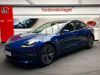 begagnad Tesla Model 3 Long Range AWD FSD Leasbar