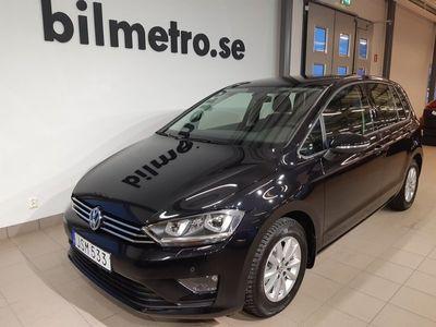begagnad VW Golf Sportsvan TSI110