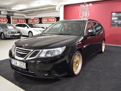 begagnad Saab 9-3 SportCombi 2.0t Automat