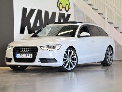 begagnad Audi A6 A63.0TDI 4WD/SVENSKSÅLD/NAVI/PANORAM