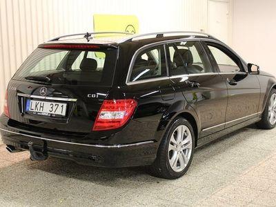 begagnad Mercedes C220 d Dieselvärmare Navi Nyse -14