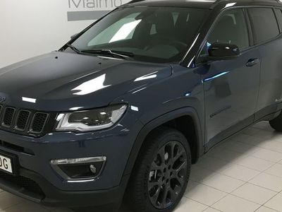 begagnad Jeep Compass S-Model PHEV 240hk AWD