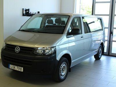 begagnad VW Caravelle T5Trend 140hk 3400