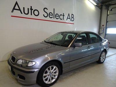 begagnad BMW 320 i Sedan 170hk