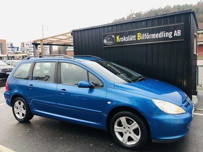 begagnad Peugeot 307 2.0 (140hk)Lågmilare,0%Ränta