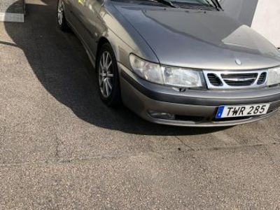 begagnad Saab 9-3 5d 2.0t Polar -02
