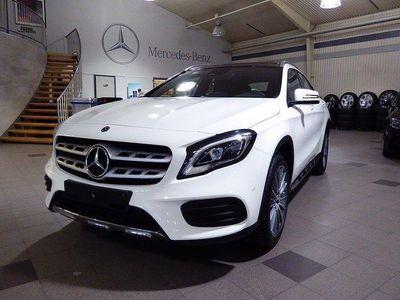 begagnad Mercedes GLA250 4MATIC, AMG-Line