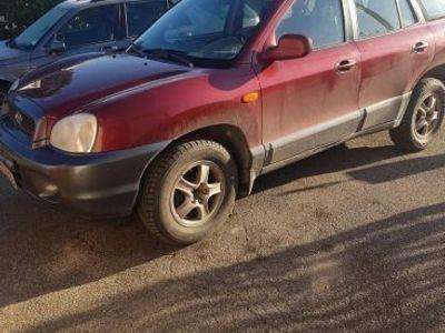 begagnad Hyundai Santa Fe 2,4 -01