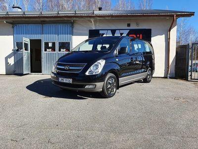 begagnad Hyundai H-1 Travel 2.5 CRDi 170hk