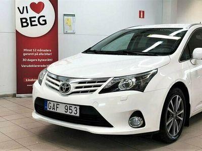 begagnad Toyota Avensis Kombi 2.0 D Executive, V-Hjul, Dragkrok