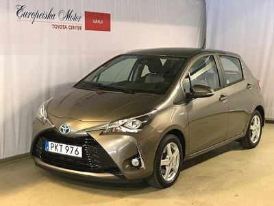 begagnad Toyota Yaris 1.5 HSD 5dr Active