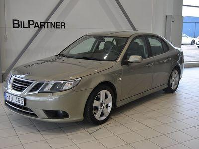 used Saab 9-3 2.0T SportSedan BioPower 175hk *Drag*
