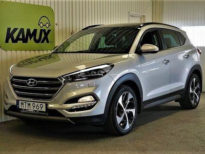 used Hyundai Tucson Söndagsöppet 31/3 1.6 T-GDI 4WD Premium (177hk)