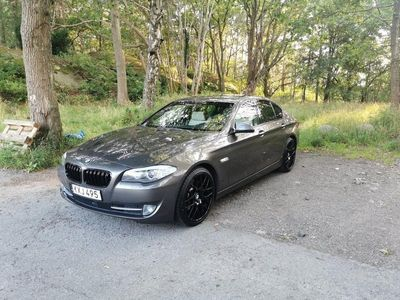 begagnad BMW 530 5L D