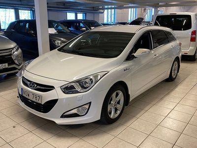 begagnad Hyundai i40 1.7 CRDi 136 Hk Business Kombi