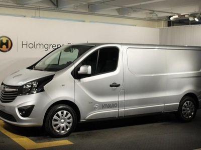 begagnad Opel Vivaro Skåp L2H1 1.6 Biturbo 125 hk Holmgrens Edition
