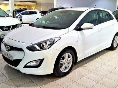 gebraucht Hyundai i30 5-dörrar 1.6 CRDi 110hk