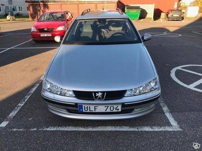 begagnad Peugeot 406 Sport -04