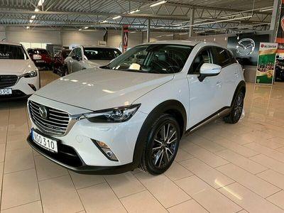 begagnad Mazda CX-3 2.0 Optimum (120 hk)