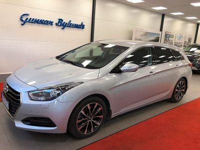 begagnad Hyundai i40 CW 1.7 CRDi DCT 141hk Premium (drag)