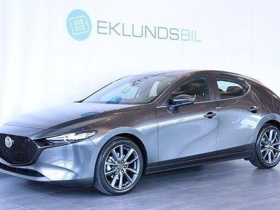 begagnad Mazda 3 2.0 Sky Automat Lagerbil (122hk)