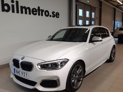 begagnad BMW 135 Mi xDrive 35 AUT Svensksåld 2016, Halvkombi 299 900 kr