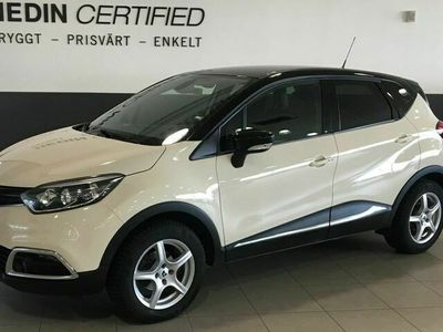 begagnad Renault Captur 0.9 90hk dynamique
