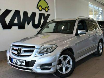 begagnad Mercedes GLK220 CDI 4MATIC   170hk   Drag   SoV  