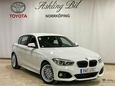 begagnad BMW 118 i M Sport Automat Dragkrok (136hk)