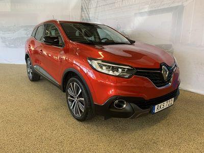begagnad Renault Kadjar 1,2 TCe 130hk BOSE EDC 4x2, Nybilsgaranti t.o.m 2022-10-12, Backkamera, Navigation, BOSE Ljudsystem, Eljusterbar förarstol