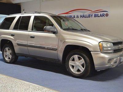 begagnad Chevrolet TrailBlazer 4.2 4WD Hydra-Matic Dra