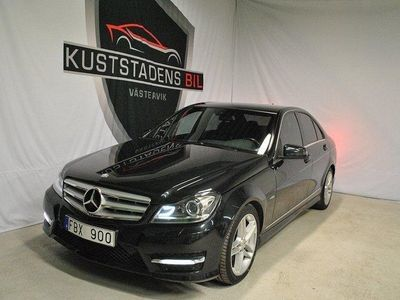 begagnad Mercedes C250 CDI 4MATIC 7G-Tronic Plus