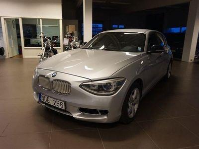 begagnad BMW 118 / automat 143 hk sport line