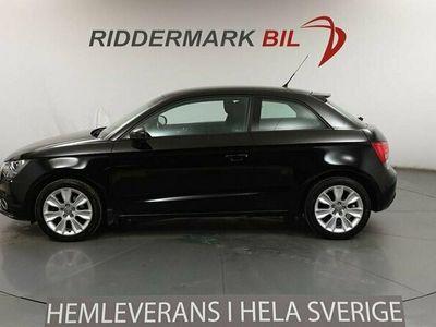 begagnad Audi A1 1.6 TDI 105hk 2-Brukare Billig att äga