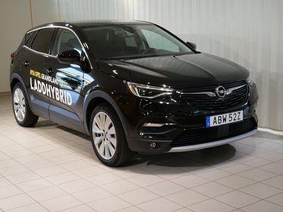 begagnad Opel Grandland X Hybrid4 Ultimate Hybrid AWD 300hk