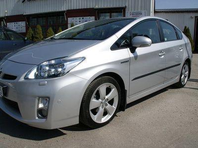begagnad Toyota Prius 1,8HSD Executive Navi 2010, Halvkombi 119 900 kr