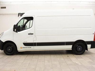 begagnad Renault Master 2.3 dCi FAP 125hk 3-SITS / M-VÄRM / MOMS