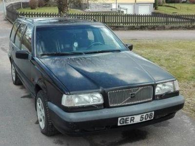 begagnad Volvo 850 Kombi Manuell Hel eller i delar