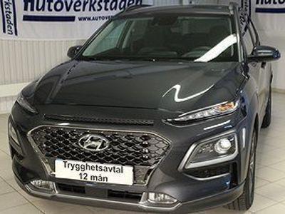 begagnad Hyundai Kona Hybrid 1,6 GDI 141hk Premium DCT