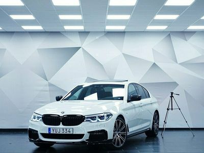 begagnad BMW 540 xDrive M-Performance/Kolfiber 340hk/Armytrix