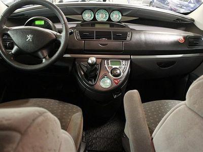 begagnad Peugeot 807 NY Bes NyServad Drag 7SITS 0%Ränta