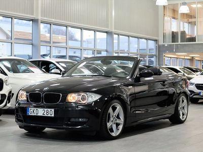 begagnad BMW 120 Cabriolet i Advantage 170hk | HiFi | PDC